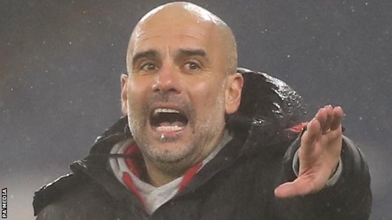Manchester City 1-0 Brighton